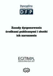Publikacja poświęcona tematyce dyscypliny finansów publicznych